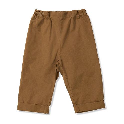 Konges Slojd Verbena Pants Breen kids wide leg trousers