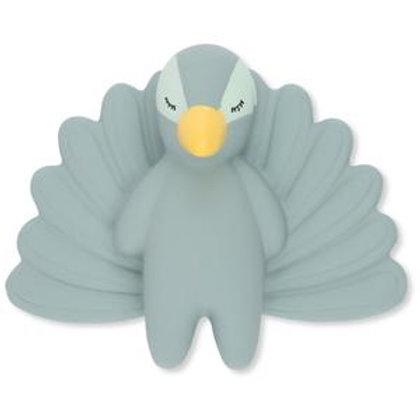 Konges Sløjd Peacock Teether Toy