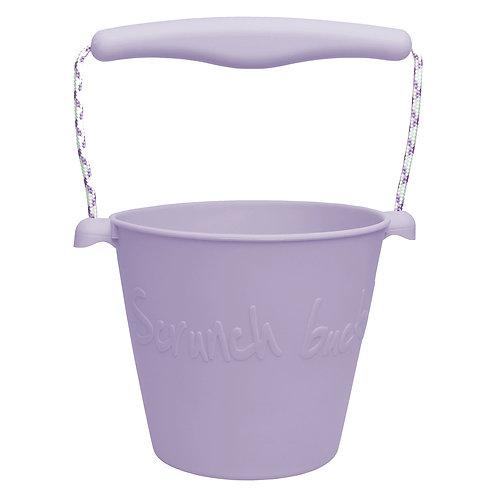 Scrunch Bucket - lavender