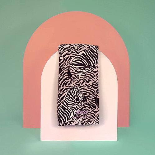 Zebra Print Tea Towel - Eleanor Bowmer
