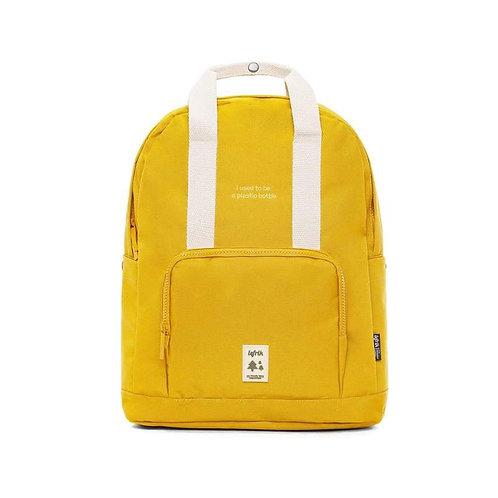 Lefrik Capsule Backpack - Mustard