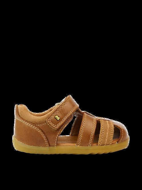 Bobux SU Roam First Walker Sandals - Caramel