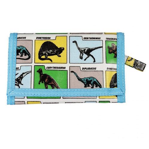 Prehistoric Land Wallet dinosaur