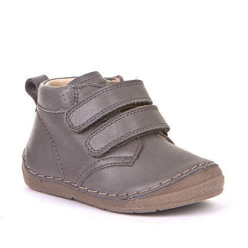 Froddo 2 Strap Toddler Boots Grey
