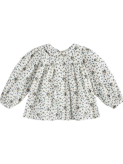 Josephine Blouse Dainty Floral - Little Cotton Clothes