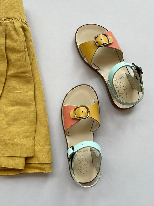 Samphire Elam Splash Proof Sandals - Multicolour