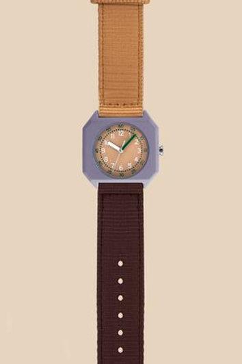 Mini Kyomo watch plum