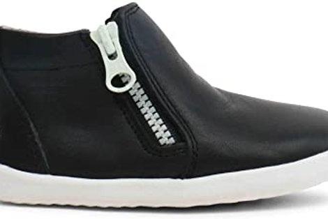 Bobux Step-Up Tasman Black boots shoes