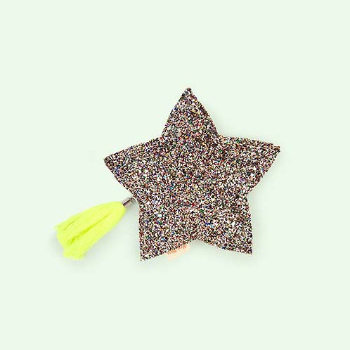 Meri Meri Glitter Star Purse