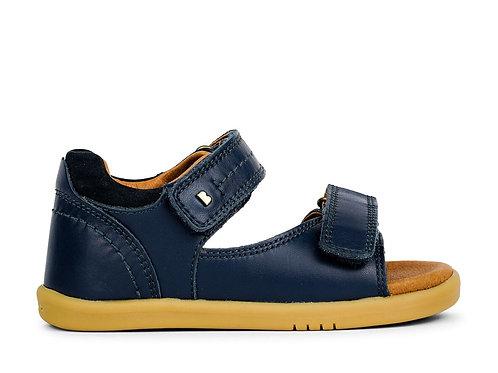 Bobux IWalk Driftwood Sandals - Navy