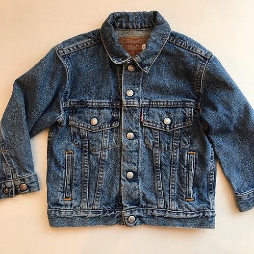 Vintage Original Levi's Denim Jacket Age 5 coat Sacred Hawk