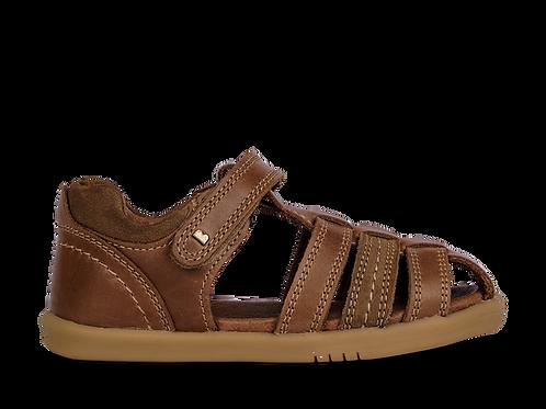 Bobux IWalk Roam Toddler Sandals - Caramel