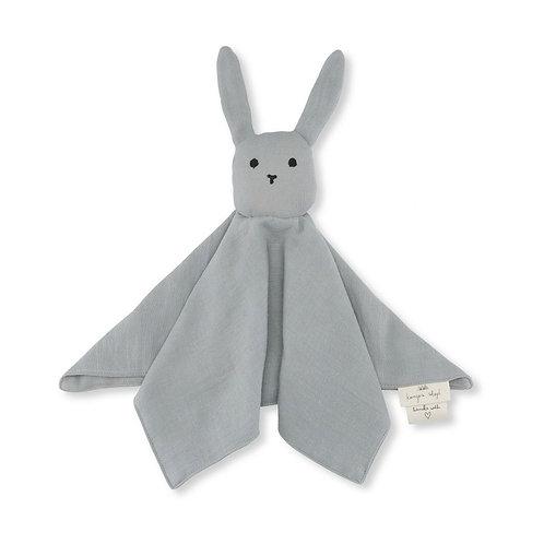 Konges Sløjd Bunny Comforter - French Blue