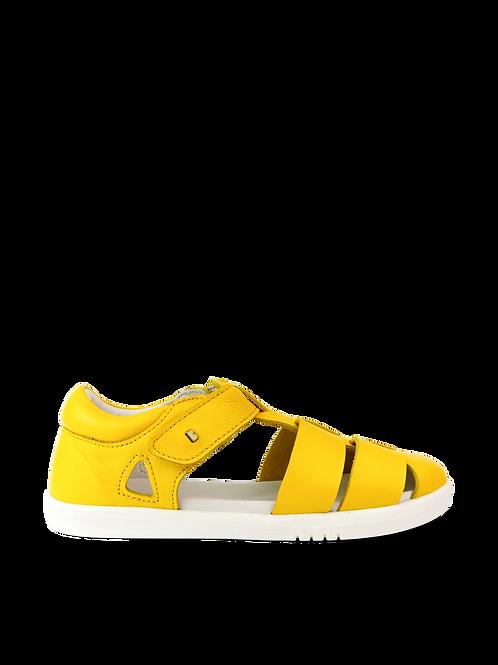 Bobux IWalk Tidal Toddler Shoes - Yellow