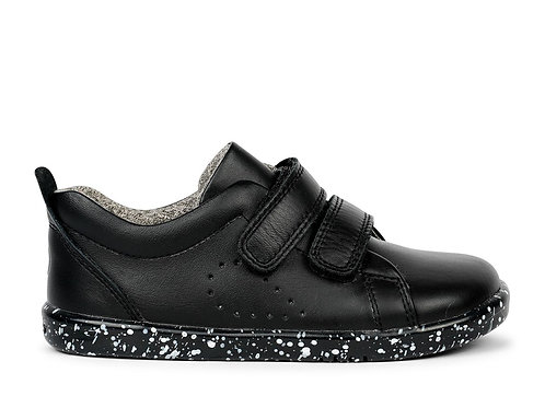 Bobux Grass Court Black shoes