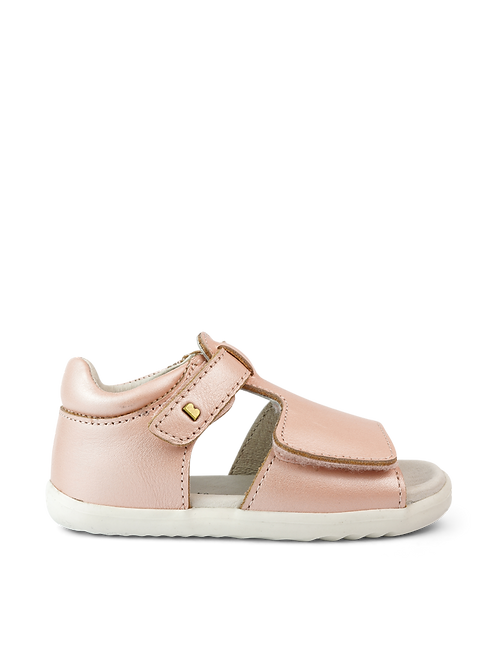 Bobux SU Mirror First Walker Sandals - Seashell Shimmer