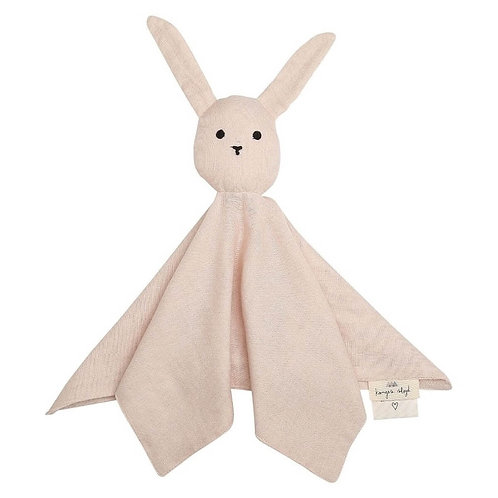 Konges Sløjd Bunny Comforter - Rose dust