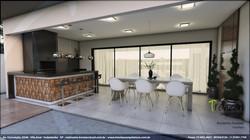 espaço gourmet Trevizan Arquitetura