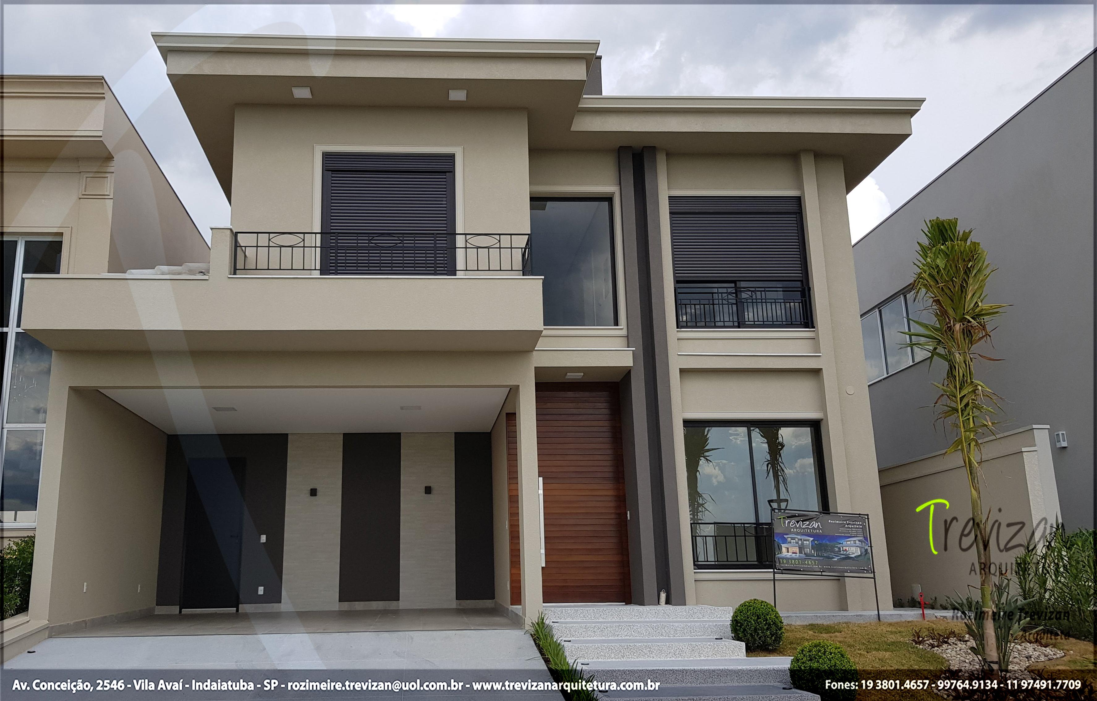 Projeto casa Trevizan Arquitetura
