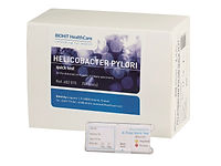 BIOHIT H. pylori Quick Test. 30-minute urease test for gastric biopsies. 50 tests.