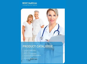 BIOHIT Product leaflets and info