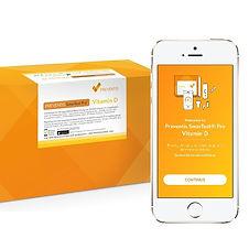 SmarTest Pro Vitamin D rapid test
