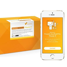 SmarTest Pro Vitamin D rapid test