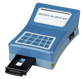 BIOHIT Quick Test Reader