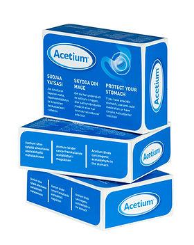 Acetium capsule