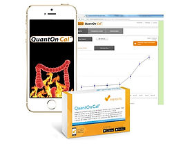 QuantOn Cal SmarTestfo IBD monitoring