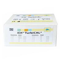 IDK® TurbiCAL® Faecal Calprotectin turbidimetric assay for clinical chemistry analysers.