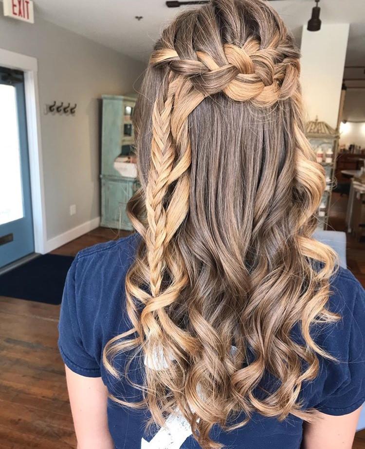 Braided Blonde