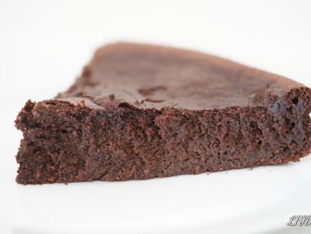 Gâteau au chocolat à la courgette sans beurre !