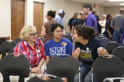 Union hall meeting — Kansas City, MO
