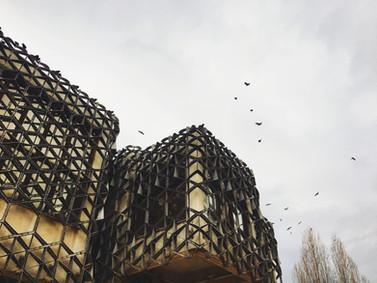 National Library — Pristina, Kosovo