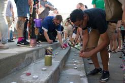 Vigil for Pulse nightclub shooting — Kansas City, MO