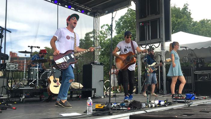 Chipotle Cultivate Festival — Kansas City, MO