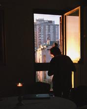 Power Outage — Belgrade, Serbia