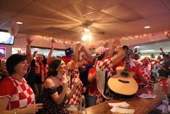 Croatia World Cup semifinal — Kansas City, KS