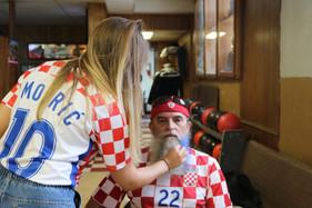 Croatian World Cup semifinal— Kansas City, KS