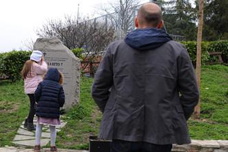 NATO bombing memorial — Belgrade, Serbia