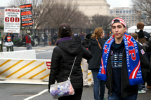 Donald Trump Inauguration — Washington D.C.