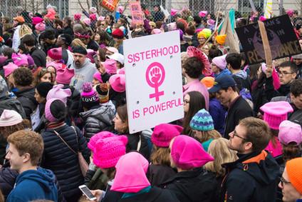 Women's March — Washington D.C.