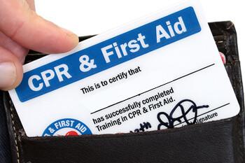 CPR training AHA American Heart Association appro