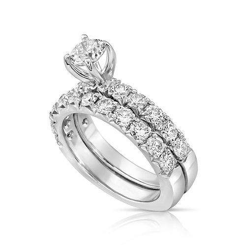 Updeck Diamond Engagement Set