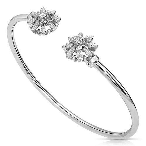 Diamond Open Fulla Bracelet