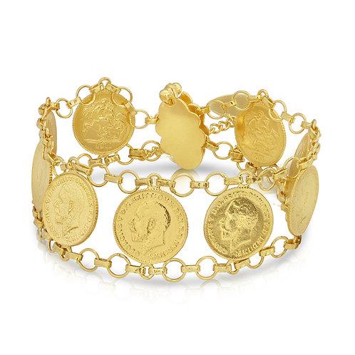 21K 10x0.25 Lera Bracelet