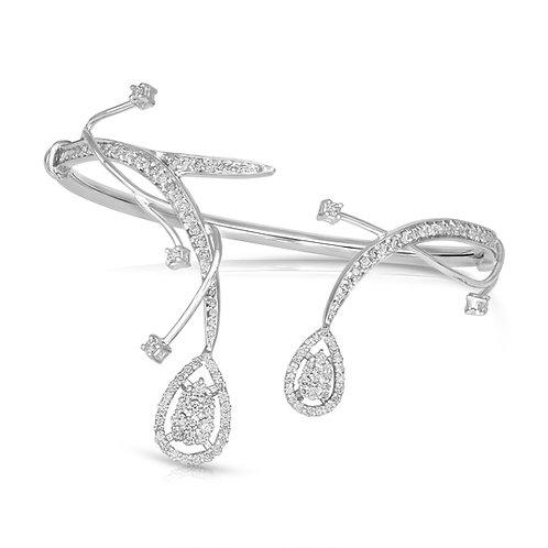 Diamond Drops Bracelet