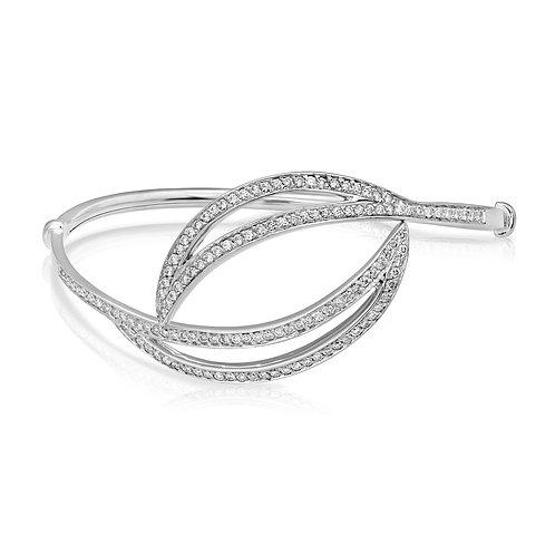 Classy Bridal Diamond Bracelet