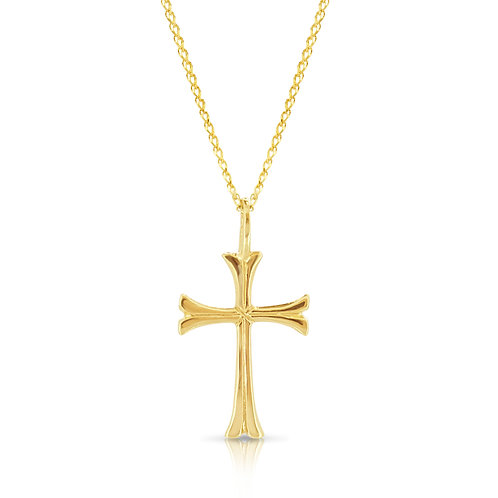 Pendant Cross, Holy Land Jewelry